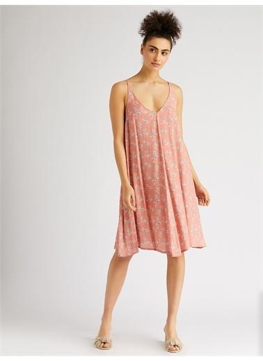 Vekem-Limited Edition Elbise Pembe
